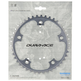 Shimano Dura-Ace FC-7800 Klinge 10-speed B, grey